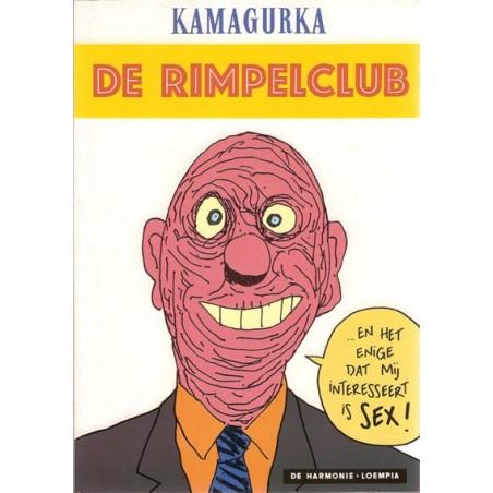 Kamagurka De rimpelclub 1e druk 1992