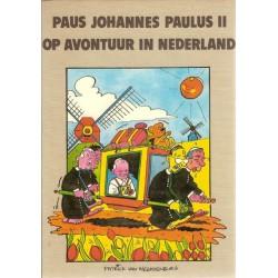 Paus Johannes Paulus II op avontuur in Nederland 1e druk 1984