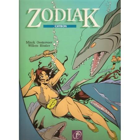 Zodiak 03 Chyron 1e druk 2000