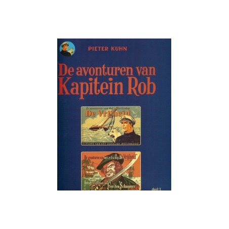 Kapitein Rob  set Rijperman deel 1 t/m 41