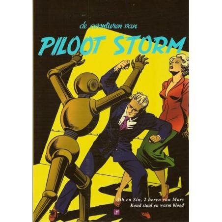 Piloot Storm  15 Ath en Sin, 2 heren van Mars + Koud staal en warm bloed