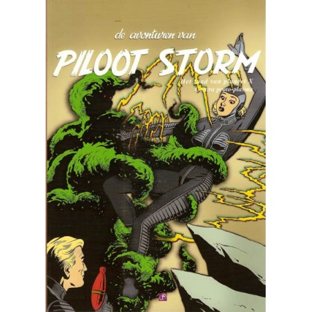 Piloot Storm  14 Het zaad van Planeet X + Contra proto-plasma