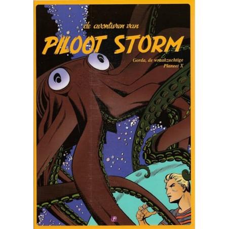 Piloot Storm  13 Gorda, de wraakzuchtige + Planeet X