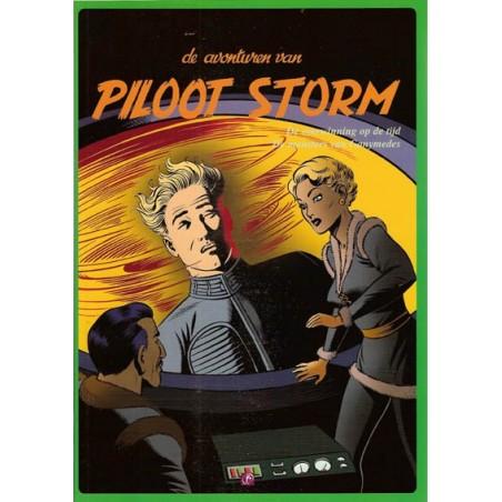 Piloot Storm  12 De overwinning op de tijd + De monsters van Canymedes