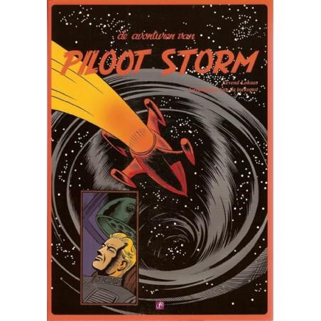 Piloot Storm  11 Levend Lokaas + Gevangenen van de toekomst