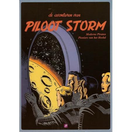 Piloot Storm  10 Moderne Piraten + Pioniers van het Heelal