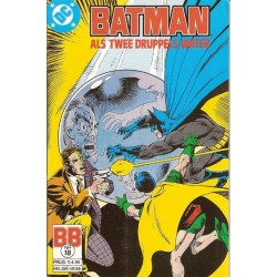 Batman 018 Als twee druppels water