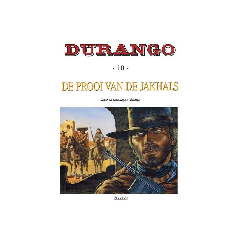 Durango  10 De prooi van de jakhals