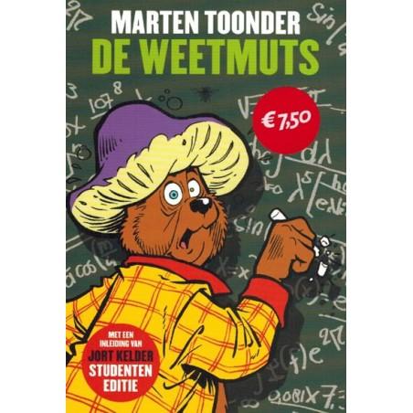 Bommel crisiseditie De weetmuts (Heer Bommel & Tom Poes) studenten editie