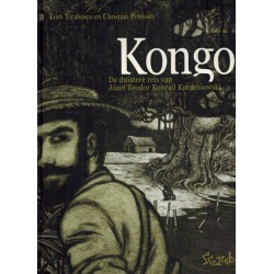 Tirabosco HC Kongo De duistere reis van Jozef Theodor Konrad Korzeniowski