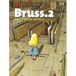 Bruss.2 Brussels in short stories