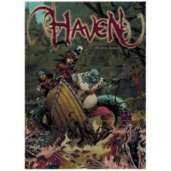 Haven 03 HC De drie sleutels