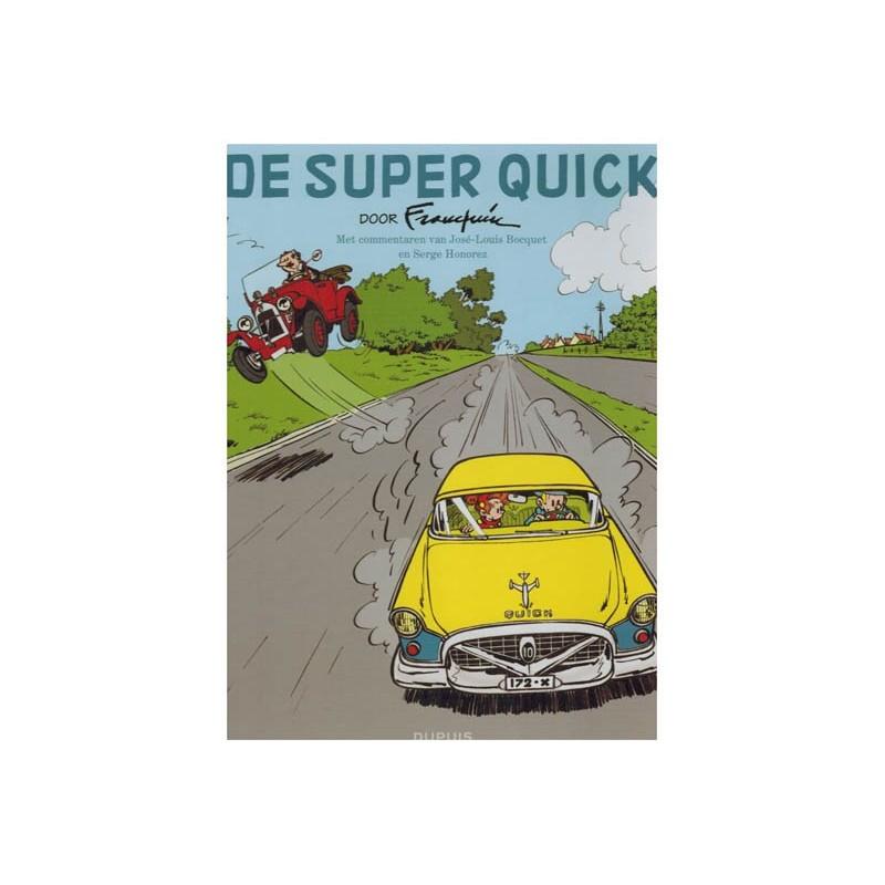 Robbedoes  Luxe 05 De super quick HC