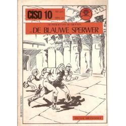 Ciso 10 De Blauwe Sperwer De pharao van de grotten 1e druk* 1972