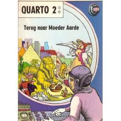 Ciso Quarto 02 Terug naar moeder aarde 1e druk 1977