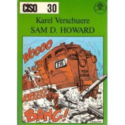 Ciso 30 Sam D. Howard Cowboy in New York 1e druk 1980