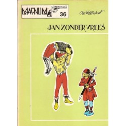Magnum 36 Jan zonder vrees 1e druk 1982