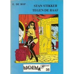 Magnum 35 Stan Stikker tegen de Raaf  en andere verhalen 1e druk 1982
