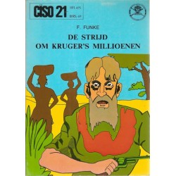 Ciso 21 De strijd om Kruger's millioenen 1e druk 1975