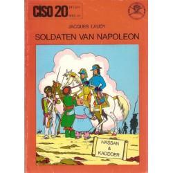 Ciso 20 Hassan & Kaddoer Soldaten van Napoleon 1e druk 1974