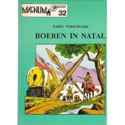 Magnum 32 Boeren in Natal 1e druk 1982