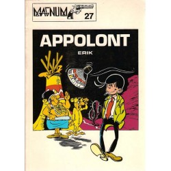 Magnum 27 Jim Lont Appolont / Dobberman & Van Geyt 1e druk 1982