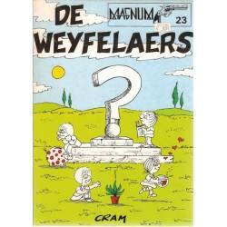 Magnum 23 De Weyfelaers 1e druk 1980