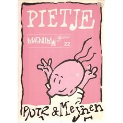 Magnum 22 Pietje 1e druk 1980