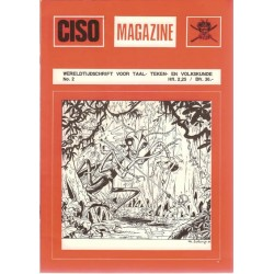 Ciso Magazine 02 1e druk 1972