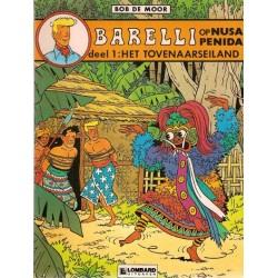 Barelli 03 Op Nusa Penida 1 Het tovenaarseiland herdruk 1982