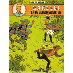 Barelli 02 En de geheim agenten herdruk 1981