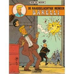 Barelli 01 De raadselachtige meneer herdruk 1981