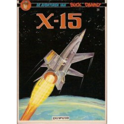 Buck Danny 31 X-15