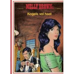 Melly Brown 02 Kogels vol haat 1e druk 1987