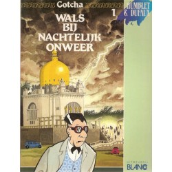 Gotcha set deel 1 & 2 1e drukken 1990-1991