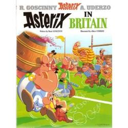 Asterix  UK 08 Asterix in Britain Engelstalig