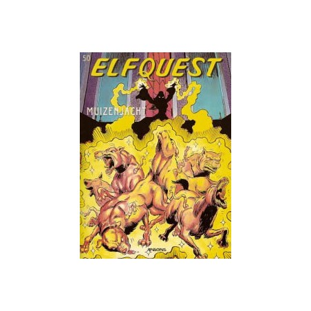 Elfquest  50 Muizenjacht