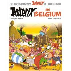 Asterix  UK 24 Asterix in Belgium Engelstalig