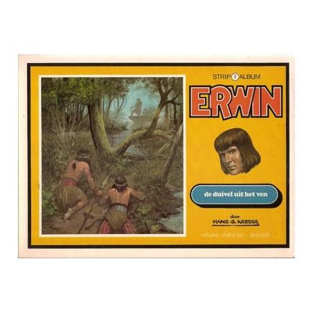 Erwin de Noorman 02 De duivel uit het ven 1e druk 1973