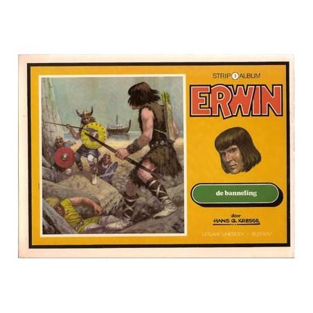 Erwin de Noorman 01 De banneling 1e druk 1973