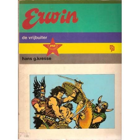 Erwin de Noorman Pep stripoteek De vrijbuiter 01 1e druk 1970