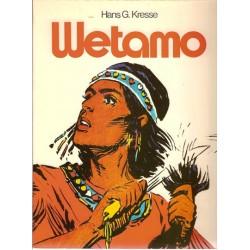 Kresse Wetamo / Mangas Coloradas 1e druk 1973