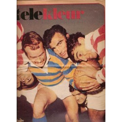 Telekleur 1970 02 Met artikel: De wonderbaarlijke gedaanteverwisseling van Sjors van de Rebellenclub