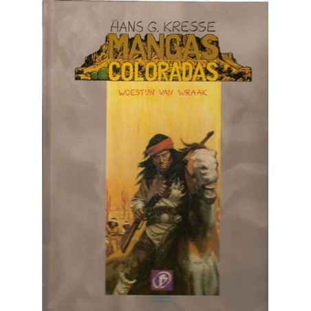 Kresse set HC Mangas Coloradas / Wetamo 1993