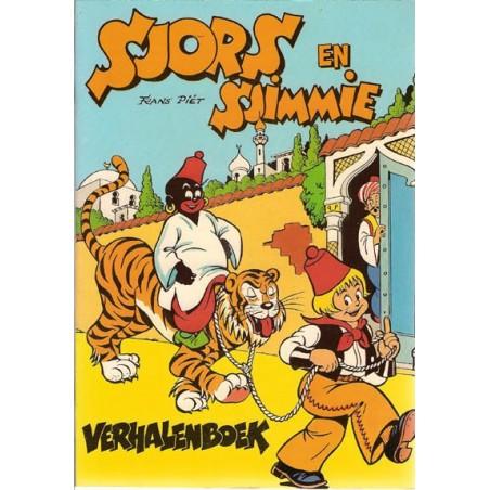 Sjors en Sjimmie verhalenboek 05 De Tijger + Nieuwe verhalen 1981