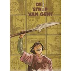Musschoot De strip (strop) van Gent 1e druk 1990