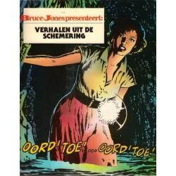 Bruce Jones presenteert 01 Verhalen uit de schemering 1e druk 1987