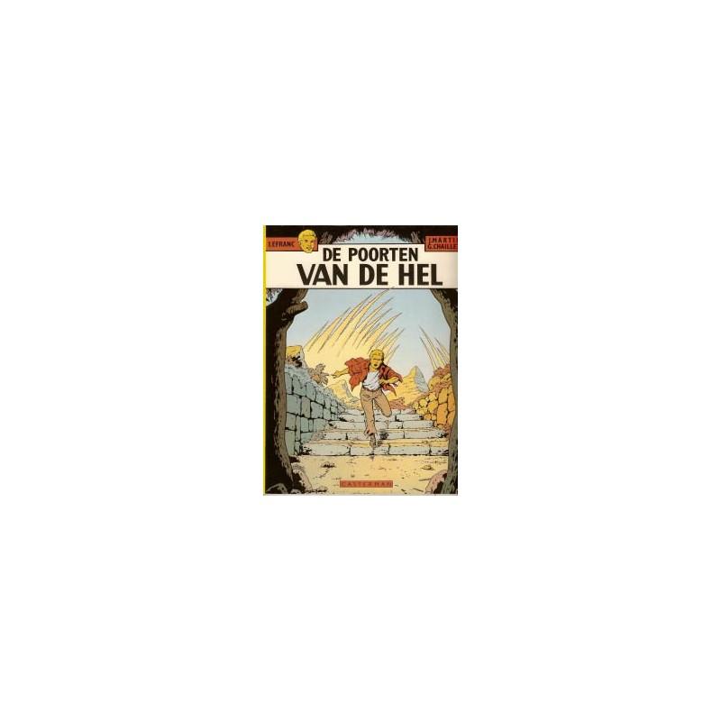 Lefranc 05 De poorten van de hel