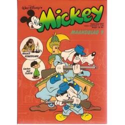 Mickey Mouse Maandblad 1977 09