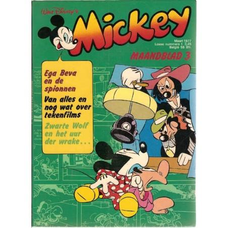 Mickey Mouse Maandblad 1977 03%